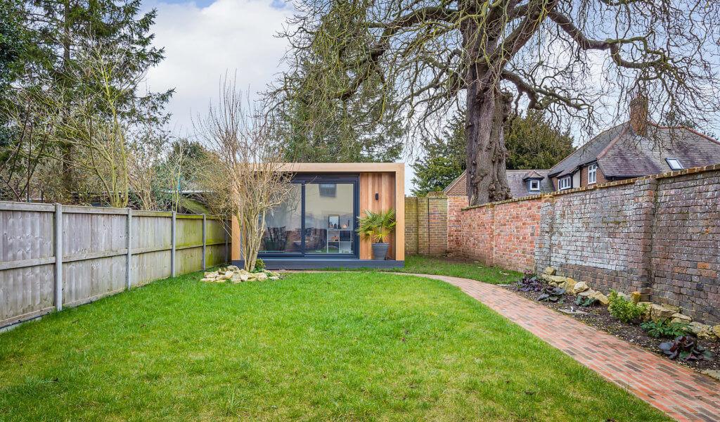 garden office design