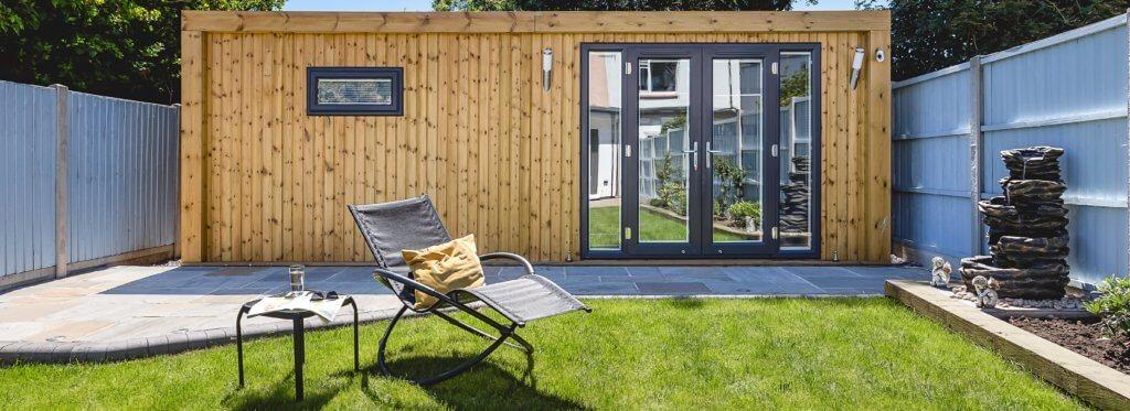 summer garden room
