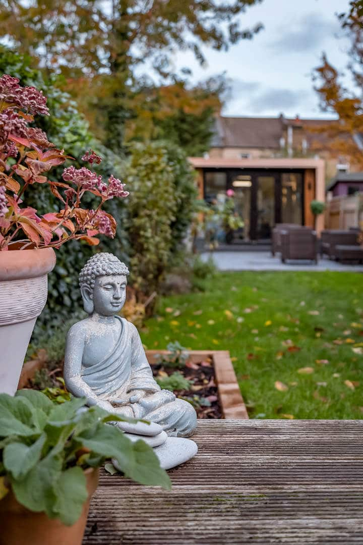 Buddha statue outdoors