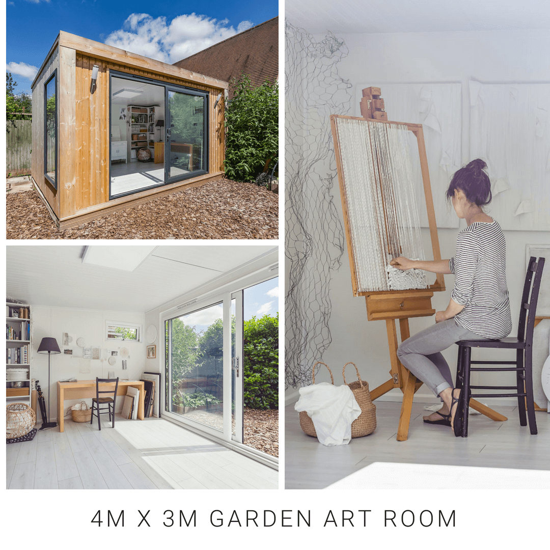 garden room art studio