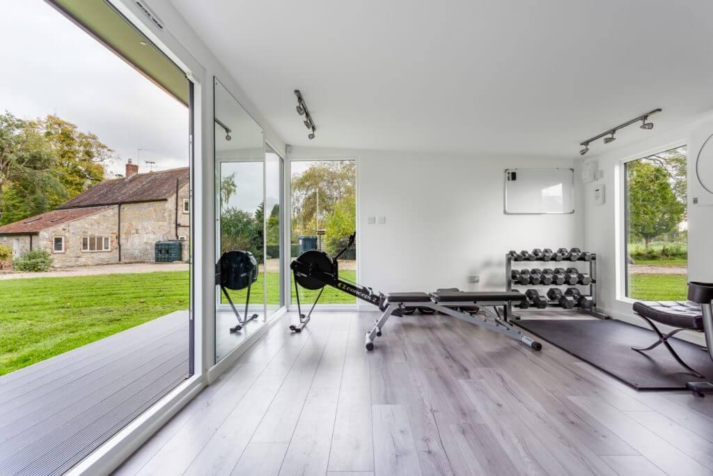 diva-fitness home gym