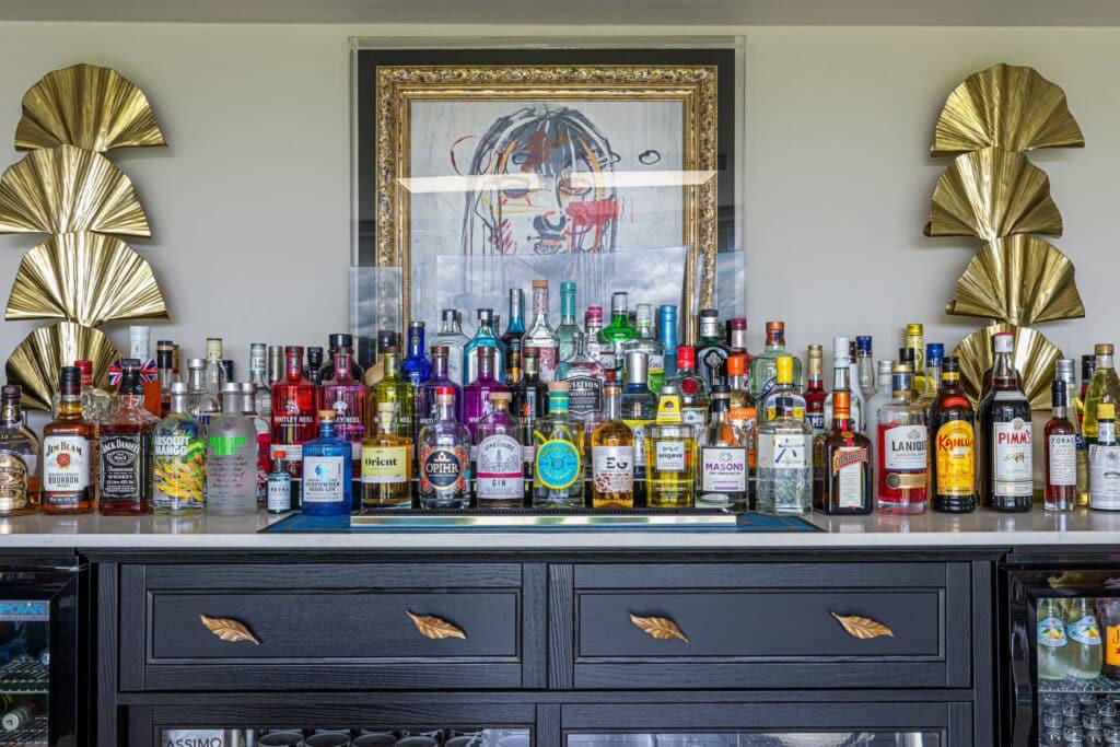 Garden Bar Gin Bar
