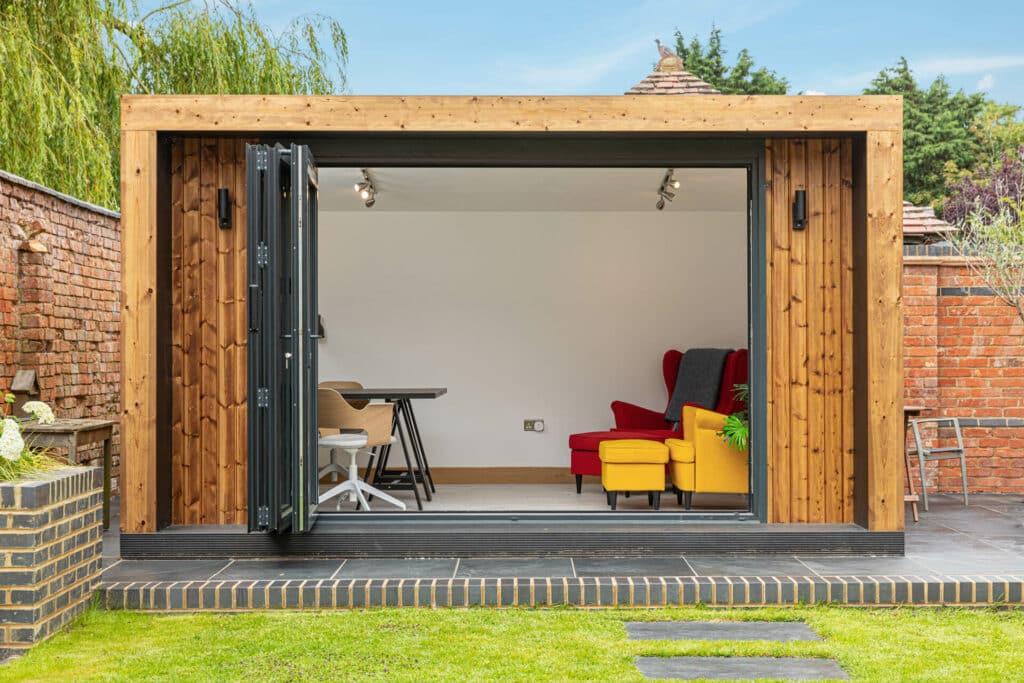 Garden Office and Retreat