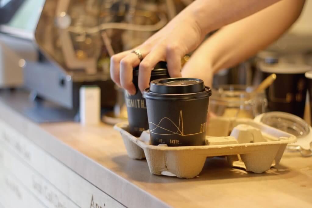 inside grind smith coffee shop