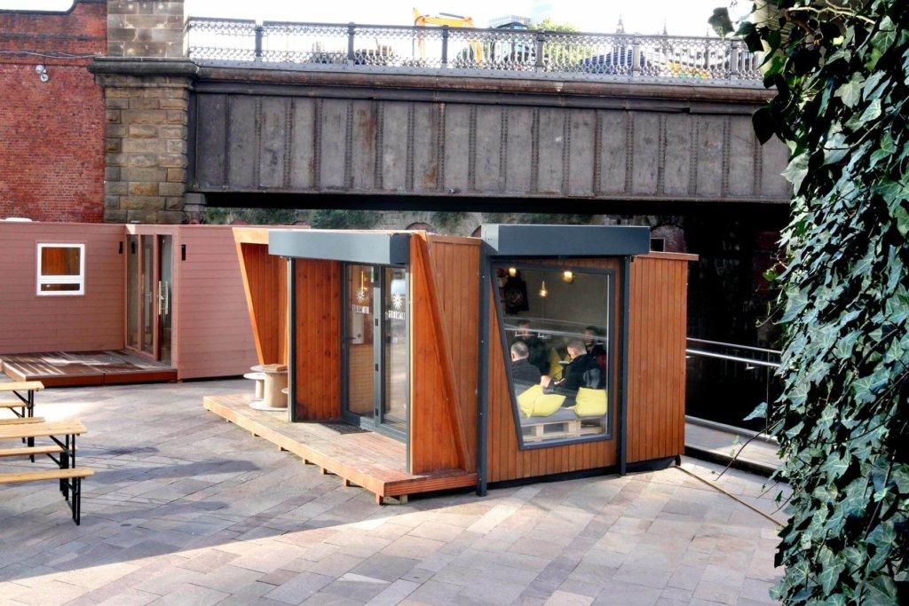 Commercial unit coffee shop