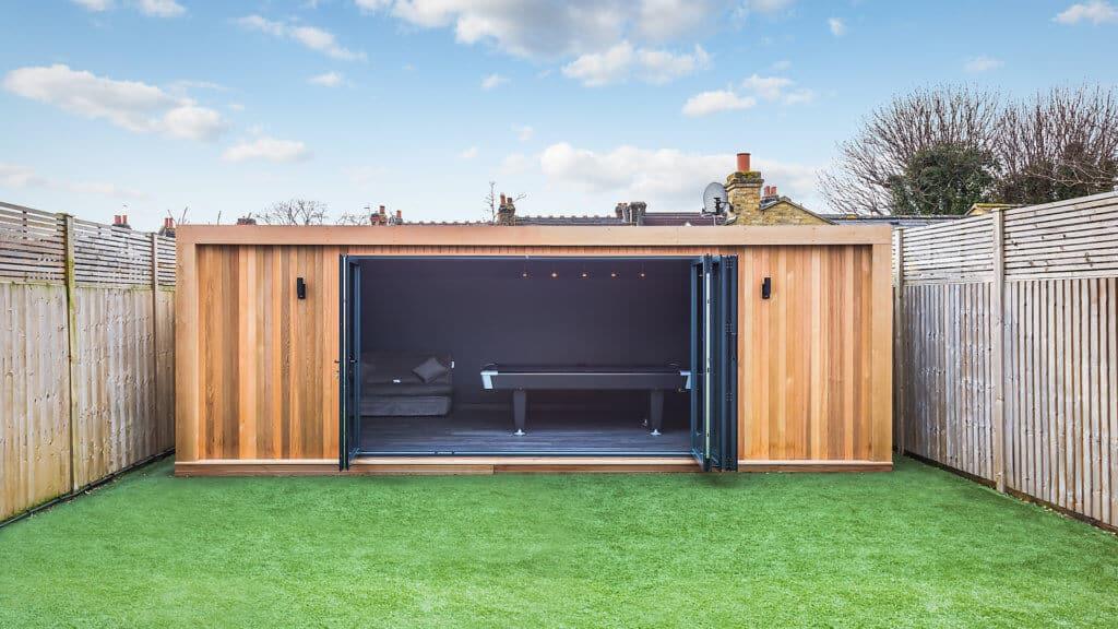 pool table room