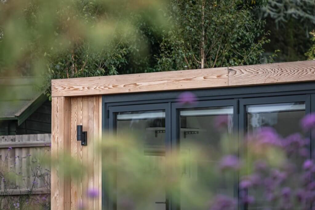 compact garden room - inspiration