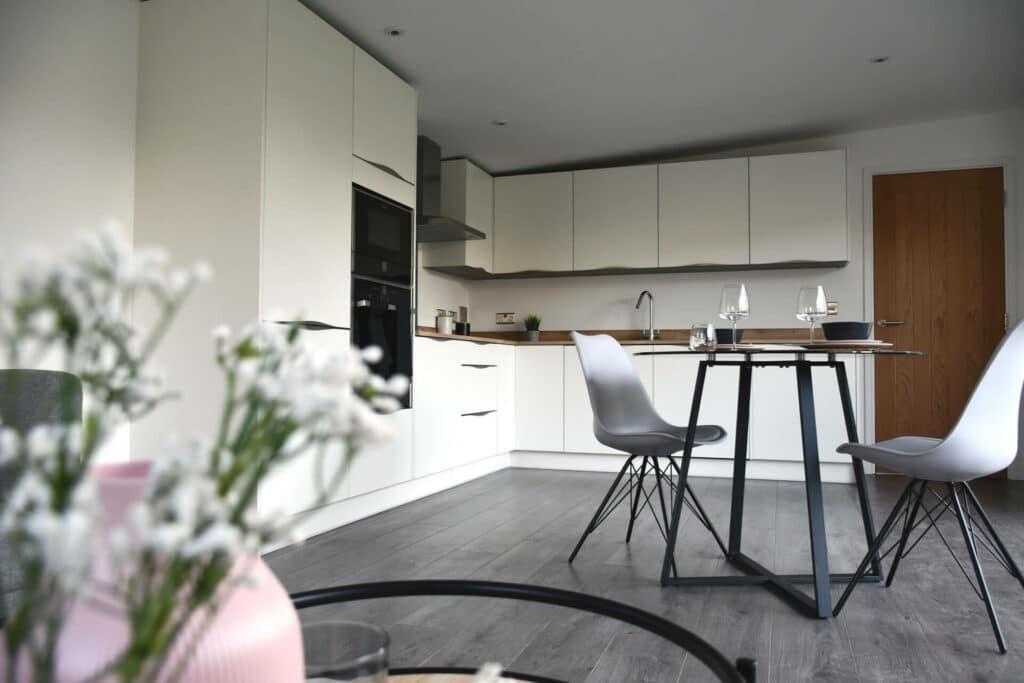 Annex kitchen interior