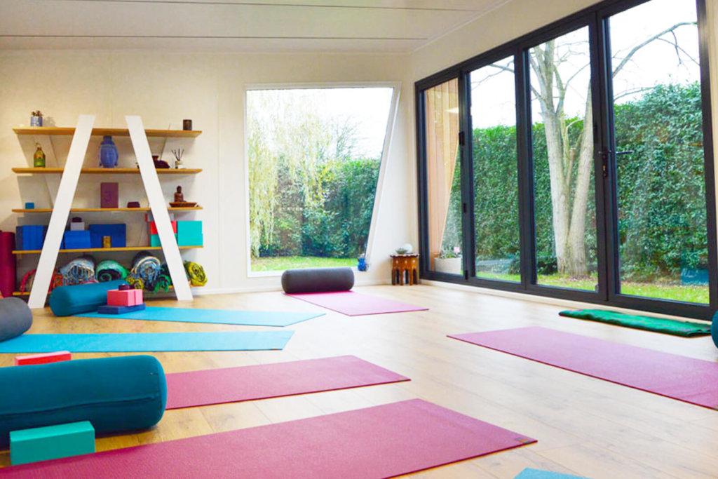 Customer Case Study Asana Garden Yoga Studio Home Business