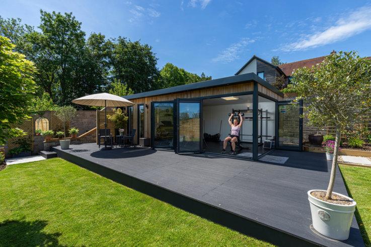 TGO3 7.5m x 4m - Home Gym Business - 2