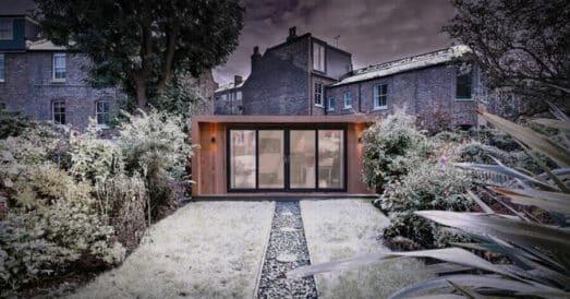 winter garden edit design