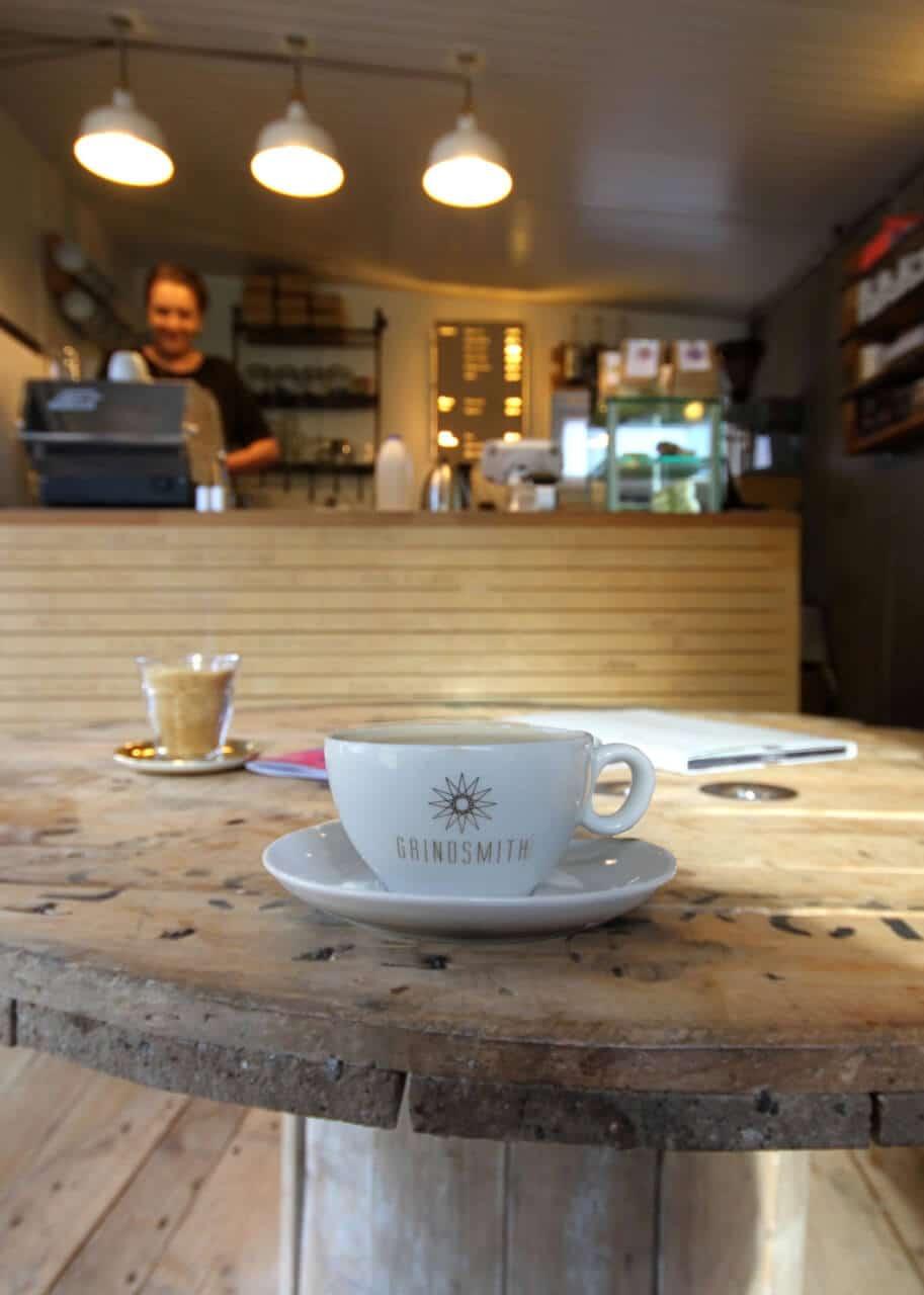 coffee shop case study image