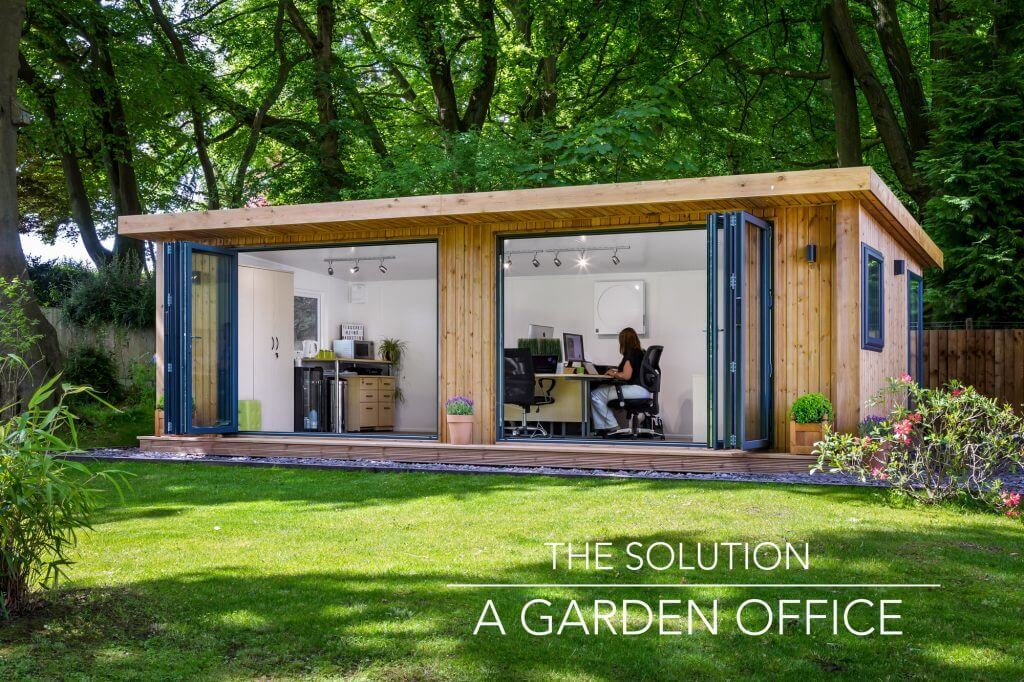 garden office solution